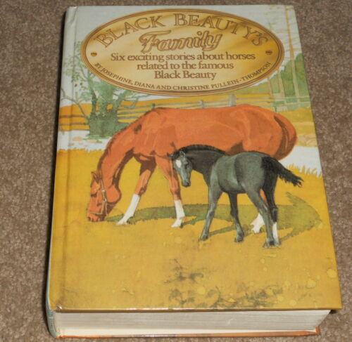 1 of 1 - Black Beauty's Family - 6 Exciting Stories -Josephine,Christine Pullein-Thompson