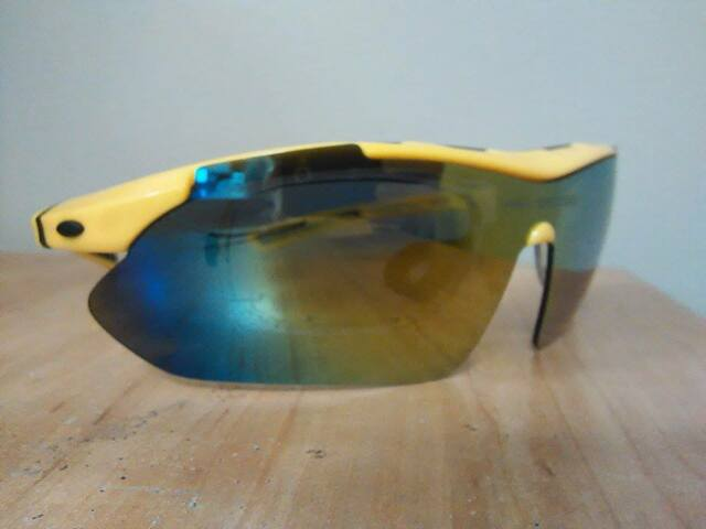 0900eadd7b RIVBOS POLARIZED Cycling Sunglasses with 5 Set Interchangeable Lenses