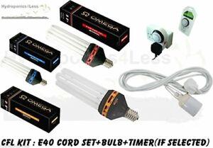 125w-200w-300w-CFL-KIT-Dual-Cool-Warm-Light-Bulb-Hydroponic-Grow-Tent-OMEGA