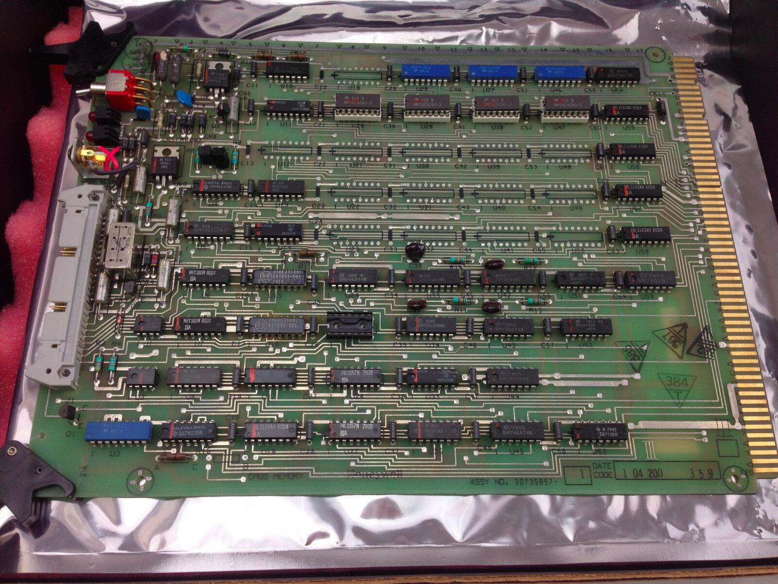 HONEYWELL TDC2000 30735857-001 CMOS Memory Module