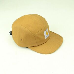 Carhartt-Backley-5-Panel-Cap-Brand-New-in-Hamilton-Brown-One-size-fits-all