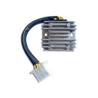 Regulateur, courant électrique compatible avec KAWASAKI LTD 450 (EN450A) 1985-