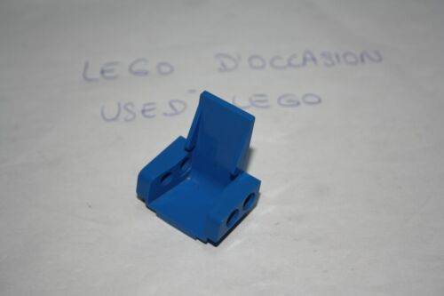 - 2717              OCCASION//USED LEGO BLEU BLUE Chaise siège Véhicule Seat