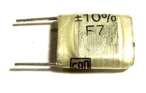 10pcs ERO 0.012uF 12nF 63 V CONDENSATEUR Roederstein F7 German made KT1806 Marketing