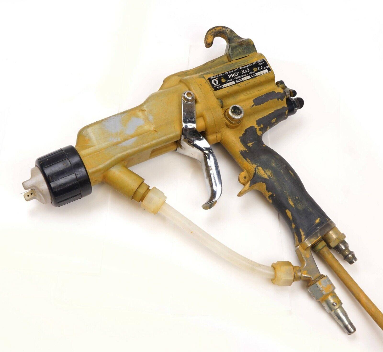 GRACO SPRAY GUN