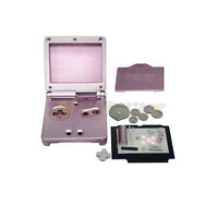 NEW GBA SP Housing CASE Shell Replacement For Game Boy Advance PINK