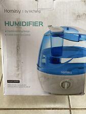 Geniani 3L Ultrasonic Cool Mist Humidifier with Night Light and Auto Shut off