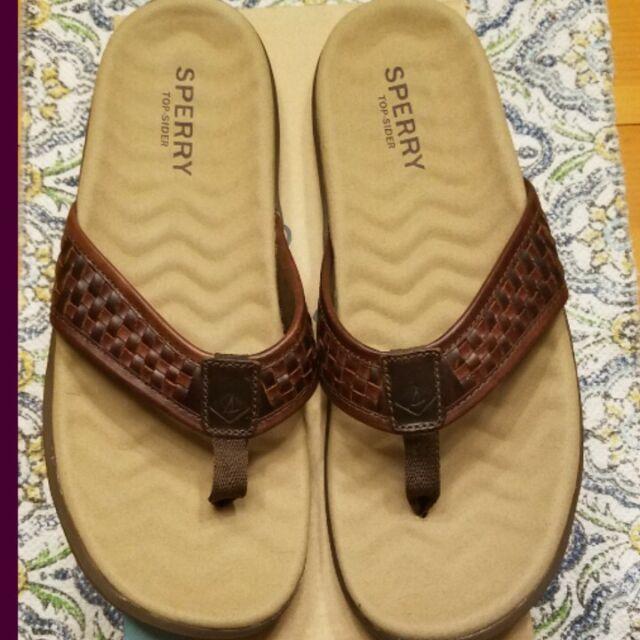 Double Marlin Sailboat Thong Sandals