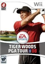 Nintendo Wii Tiger Woods PGA Tour 08 VideoGames
