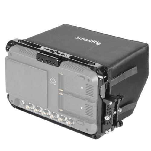 """SmallRig 7/"""" Monitor Cage Kit and Sunhood for Atomos Shogun 7 CMA2409"""