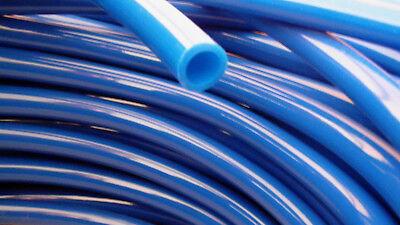 Wasserschlauch blau 10mm Schlauch pro Meter für Tauchpumpen 433370b Neu