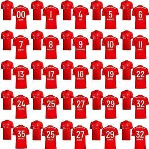 Adidas-FCB-fc-bayern-munich-camiseta-Home-hogar-camiseta-2019-2020-ninos-jugadores-Nam