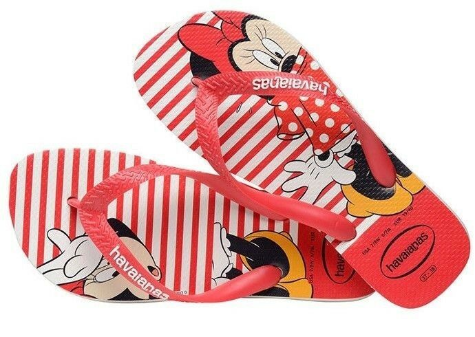 Gentlemen/Ladies Havaianas Disney Stylish Flip Flops (White) for Practical and economical Known for (White) its good quality Caramel, gentle 9af4db