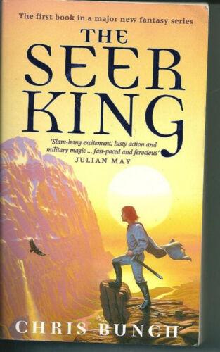 1 of 1 - The Seer King, Chris Bunch. In Stock in Australia