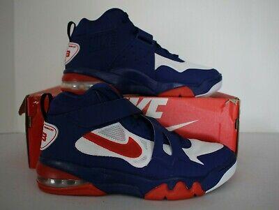 Nike Air Force Max CB 2 Hyperfuse Men's 76ers Barkley RedWhtBlu 616761 400 | eBay