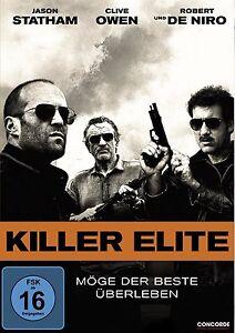 KILLER-ELITE-Jason-Statham-Clive-Owen-Robert-De-Niro-NEU-OVP