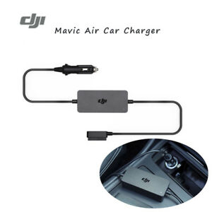 Constructif Original Dji Mavic Air Car Charger Part 4 Charge For Dji Mavic Air Accessories Nettoyage De La Cavité Buccale.