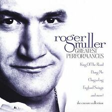 King of the road the genius of roger miller box by roger miller great performances encore collection by roger miller country cd nov stopboris Gallery
