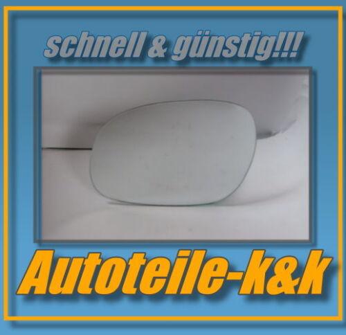 spiegelglas KIA CARNIVAL 1991-2001 links sphärisch außenspiegel fahrerseite
