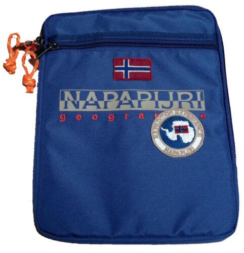Bringt Tablet Mann Frau NAPAPIJRI Bag Frau Mann Nordkap Slg Halter N3Z08 Blau