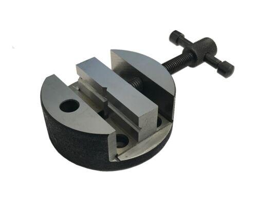 "75mm ROTARY TABLE ROUND vice Strumenti di Engineering ATTREZZI RDG 3 /"""