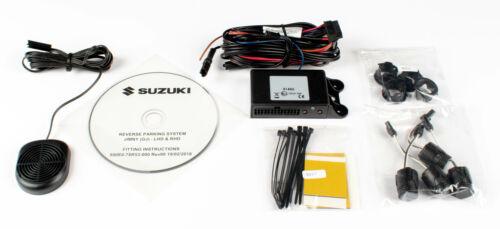 Genuine Suzuki Jimny Reversing Aid Sensor Kit Black 990E0-78R53-000
