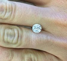 EGL 1.12ct Round Loose Diamond E color, I2 clarity 6.63-6.59 x 4.13mm