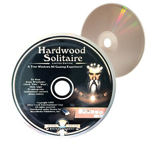 Nearly-New-Hardwood-Solitaire-Limited-Edition-PC-Video-Game-XclusiveDealz