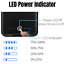 thumbnail 5 - 8000mAh Battery Charger Case Power Bank Cover For iPhone 6 6s 7 8 Plus SE Black