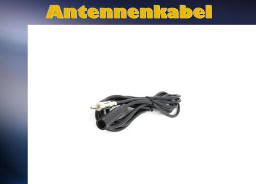 {2,5 metros auto antenas prórroga cable DIN