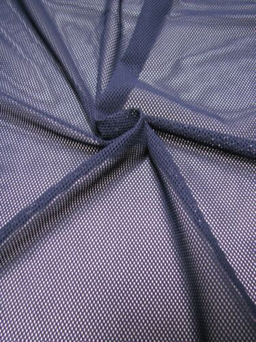 Polyester Fishnet Mesh 1 mm Small Hole None Stretch See Through Fabric