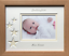 Personalised Goddaughter Photo Frame Stars