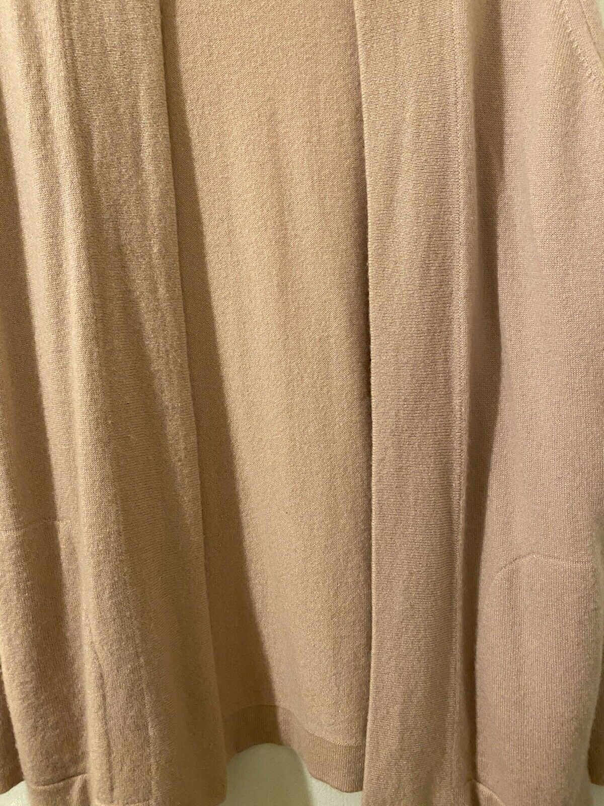 J. Crew Collection Cashmere Open Cardigan Size S … - image 3