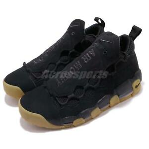 8af2cae20d11 Nike Air More Money Black Gum Mens Basketball Shoes Sneakers AJ2998 ...