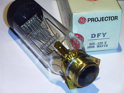 LAMPADA DFY115-120 V 1000 W P46L x PROIETTORE 16 mm (BELL & HOWELL,US PROJECTOR)
