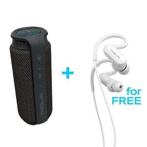 優質 treblab hd55 藍牙音箱 + 免費禮物 xrun 運動無線耳塞
