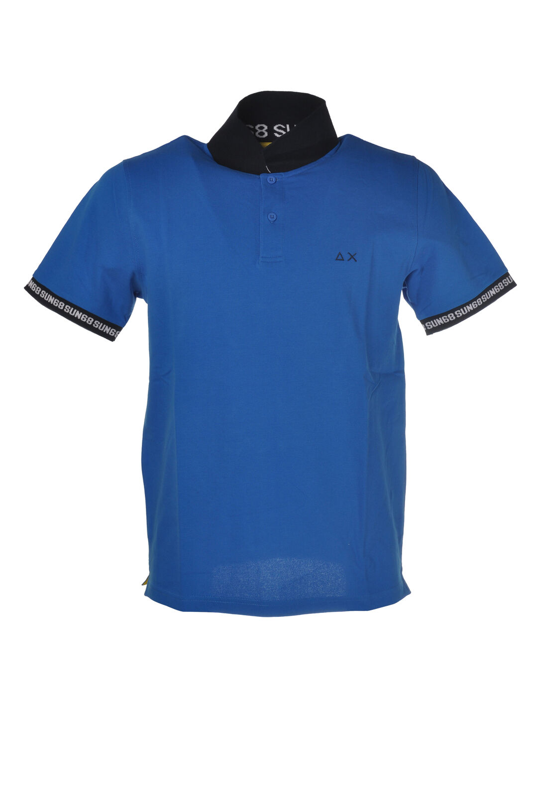 Sun 68 - Topwear Polo - Mann - blue - 5996113C190609