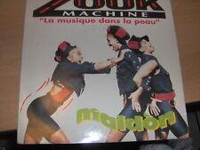 "7"" ZOUK MACHINE LA MUSIQUE DANS LA PEAU MALDON LANMOU SOLEY N/MINT"