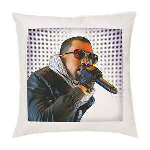 Gift Kanye West Cushion Pillow Cover Case