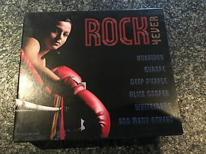 ROCK 4 EVER * VARIOUS ARTISTS * 3 CD BOX * 45 CLASSIC ROCK SONGS * - Kallstadt, Deutschland - ROCK 4 EVER * VARIOUS ARTISTS * 3 CD BOX * 45 CLASSIC ROCK SONGS * - Kallstadt, Deutschland