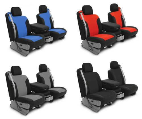 Coverking MODA Neotex Tailored Seat Covers for Chevrolet Spark