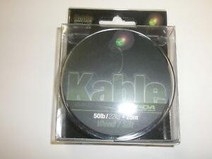 Korda-Kable-Leadcore-25m-50lb-ALL-VARIETIES-Carp-fishing-tackle