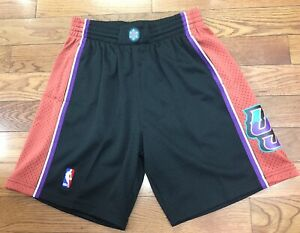 the best attitude b7908 c6622 Details about Utah Jazz Mitchell & Ness NBA Swingman Shorts