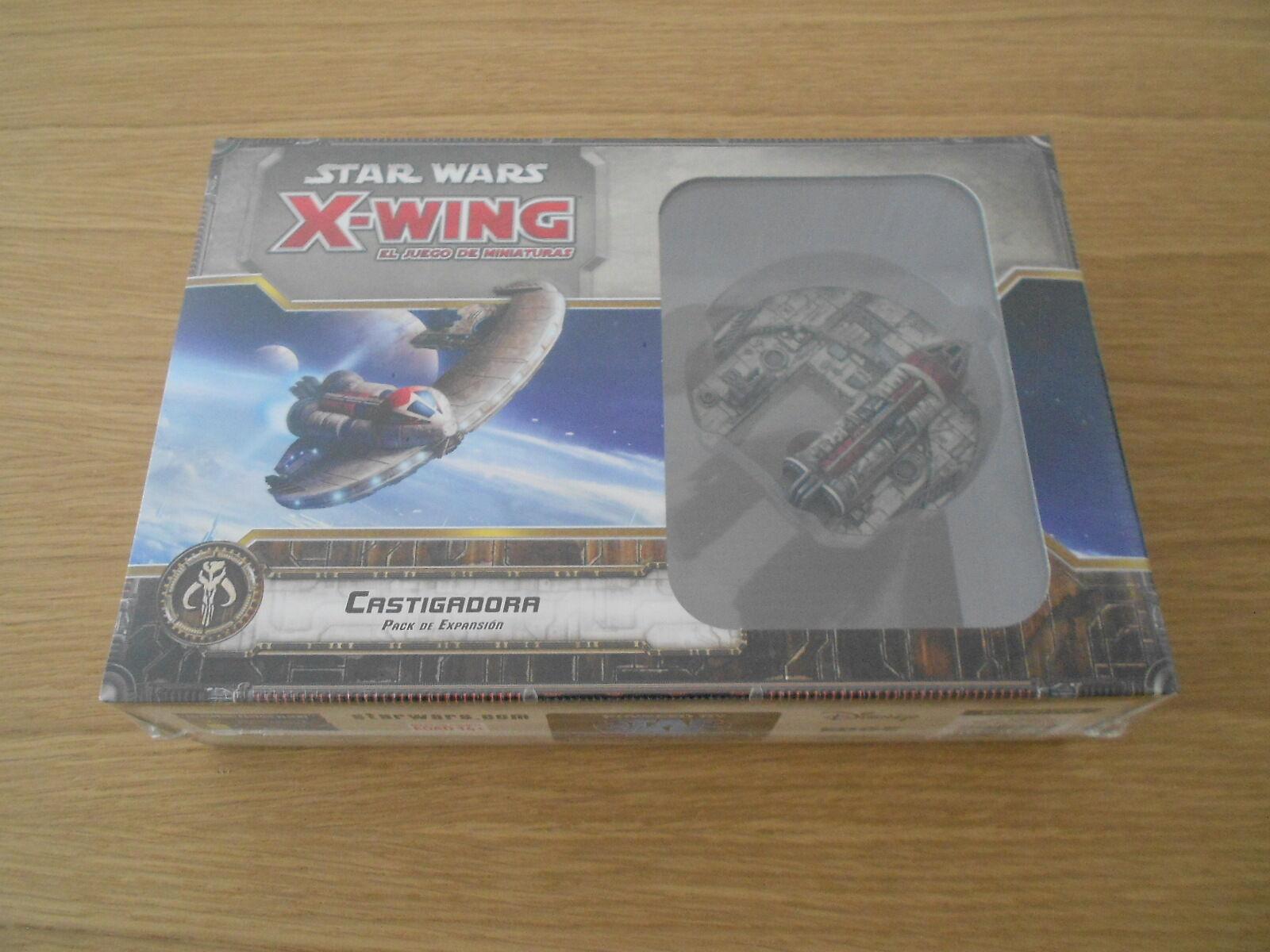 Star Wars X-Wing - El juego de Miniaturas - Expansión  Castigadora - EDGE