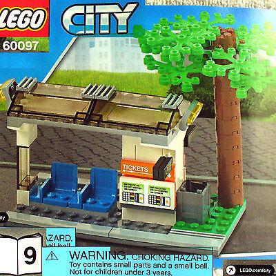 LEGO® City 60097 Stadtzentrum NEU /_City Square /_box condi A-B