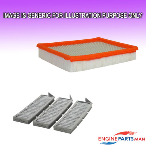 Cabin Air Filter X738MS for Park Avenue 1996 1991 1992 1993 1994 1995 1997 1998
