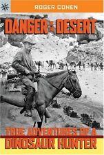 ROER COHEN ___ DANGER IN THE DESERT __ BRAND NEW ___ FREEPOST UK