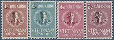 VIETNAM du SUD N°94/97** ONU, 1958 SOUTH VIET-NAM UN Sc#88-91MNH