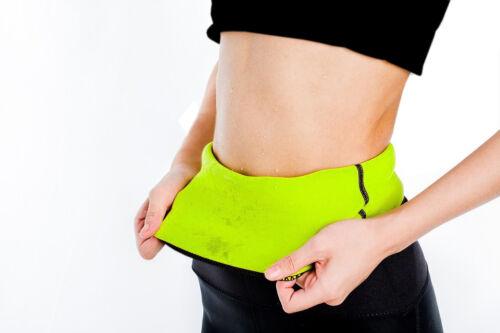 ARD Champs Neoprene Body Shaper Set Slim Waist Pants Belt Yoga Sweat Shapers Hot