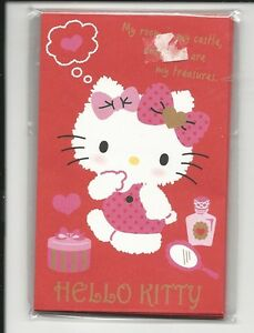 974e0c9ec Image is loading Sanrio-Hello-Kitty-Envelopes-With-StickersMoney-Gift-Cards-